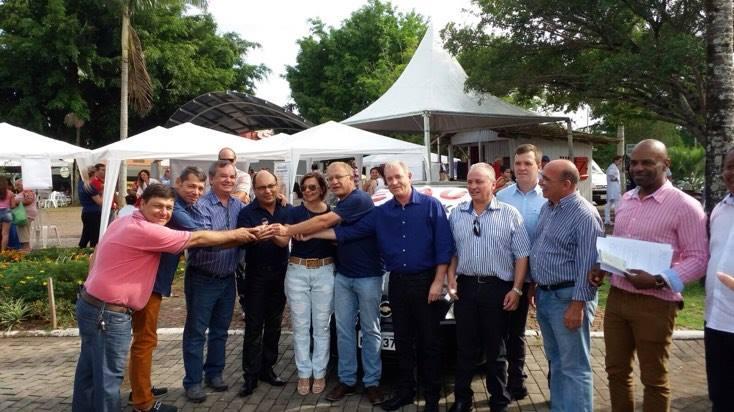 Atividades na praça marcam os 67 anos de Ituporanga