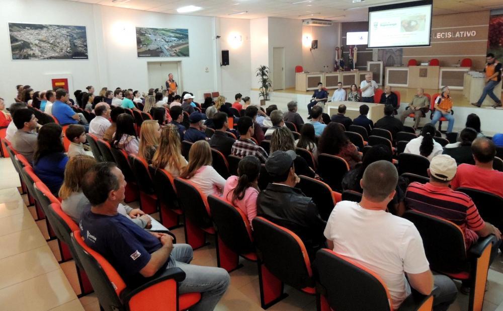 Plano de Contingência de Ituporanga é apresentado em Audiência Pública