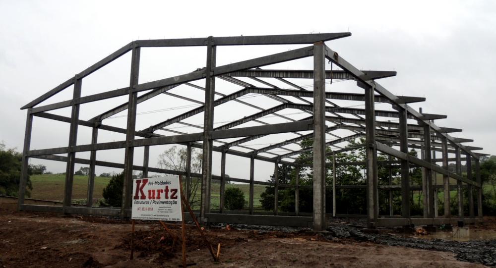 Ginásio de Esportes de Alto Braço Perimbó começa a ser construído
