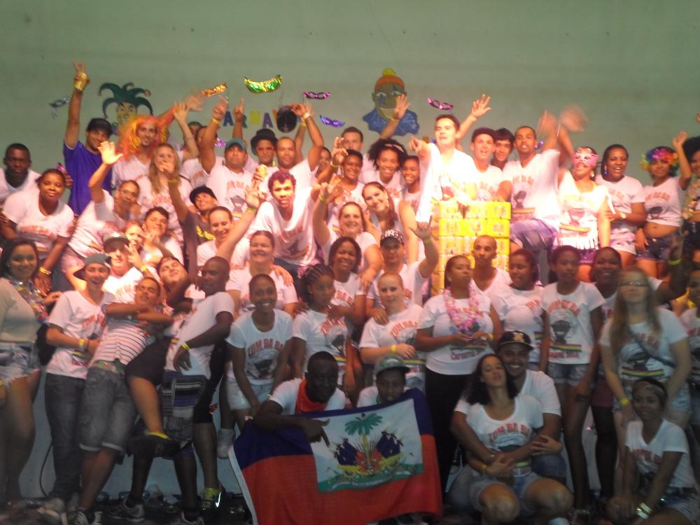 Carnaval de Ituporanga reúne milhares de pessoas nos 3 dias de folia