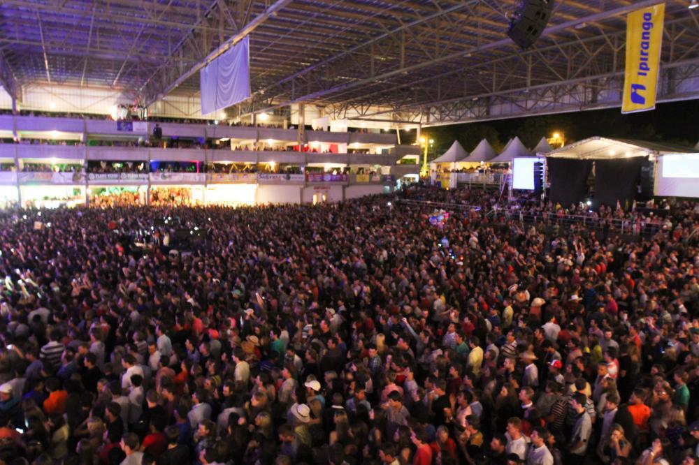 Festa da Cebola de Ituporanga tem mais de seis mil ingressos vendidos