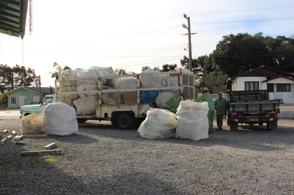 Recolhimento de embalagens vazias de agrotóxicos inicia em Ituporanga