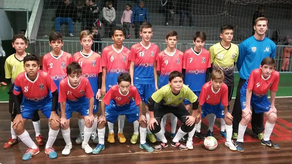 Ituporanga avança na Liga Regional de Futsal