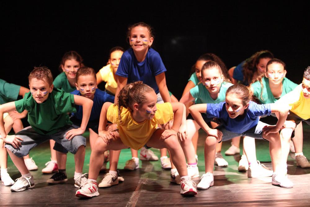 Escolas municipais de Ituporanga se destacam no Festival Dança Catarina