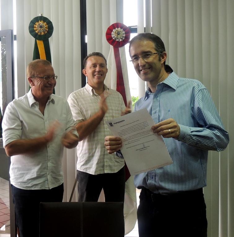 Novo secretário assume pasta de Desenvolvimento Econômico de Ituporanga