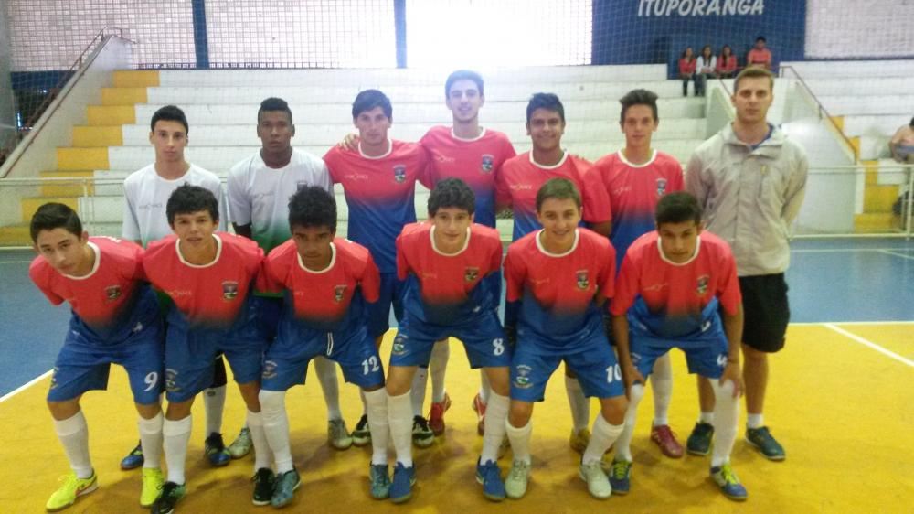 Ituporanga sediará rodada da Liga Regional de Futsal neste final de semana