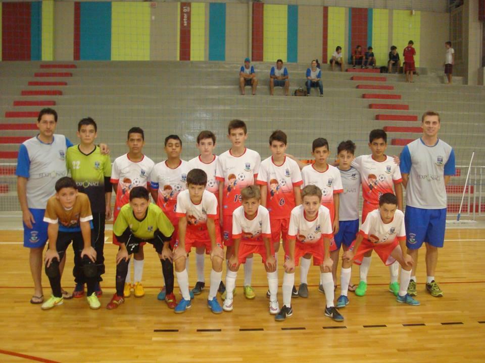 Ituporanga avança no Campeonato Estadual de Futsal