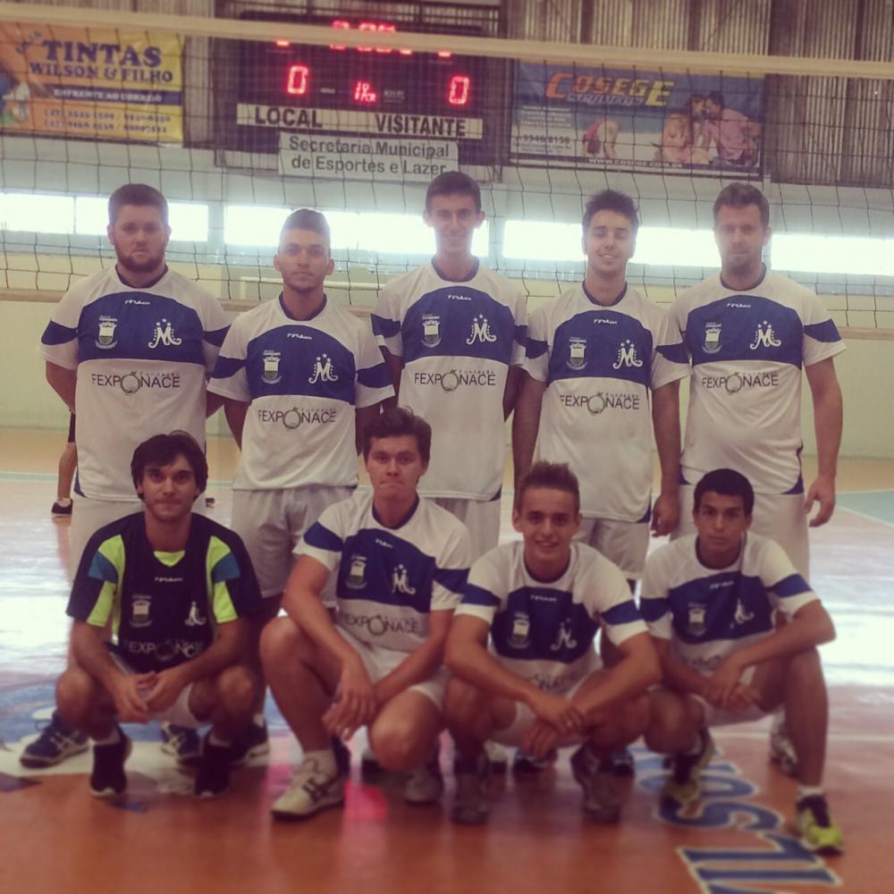 Voleibol, futsal e judô representam Ituporanga em competições pelo Alto Vale
