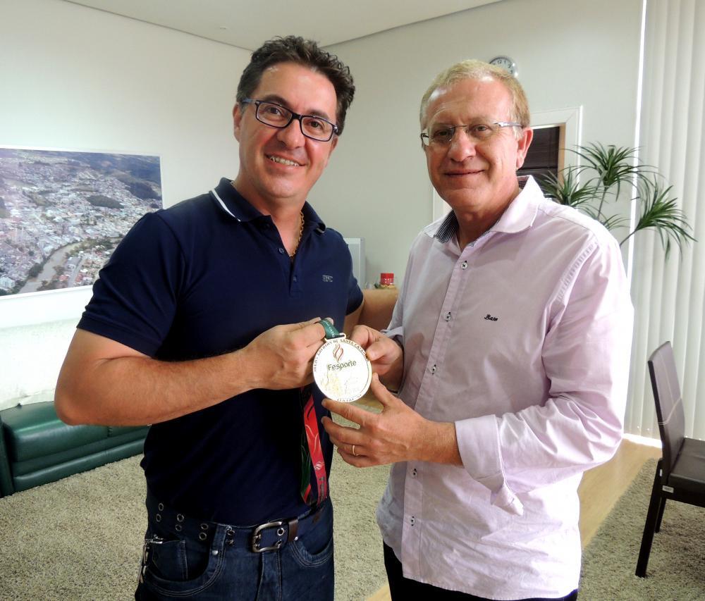 Tiro ao Prato de Ituporanga conquista medalha de ouro nos Jogos Abertos de Santa Catarina