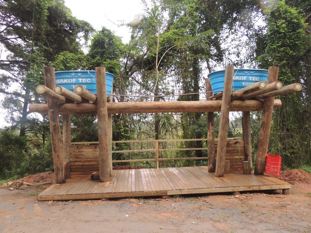 Mais seguro, novo bebedouro público de Ituporanga começa a funcionar