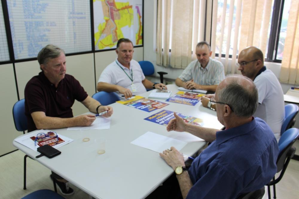 Planejamento da Cidade é discutido em reunião com entidades