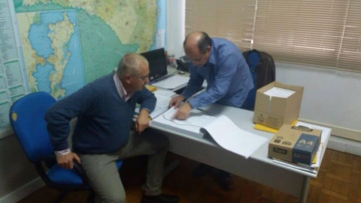 Concluído projeto de pavimentação entre Ituporanga e Atalanta