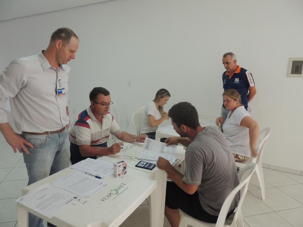 Documentos para liberação do FGTS são recolhidos em Ituporanga