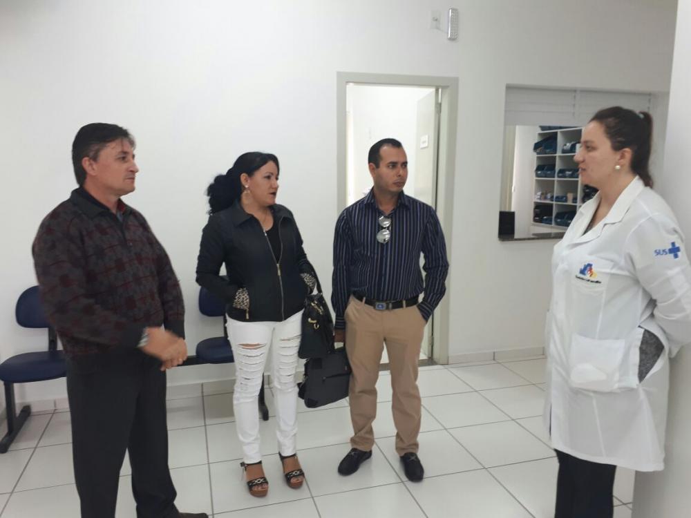 Profissionais cubanos chegam em Ituporanga pelo Programa Mais Médicos
