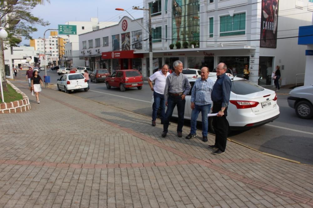 Mobilidade urbana é discutida e analisada em Ituporanga