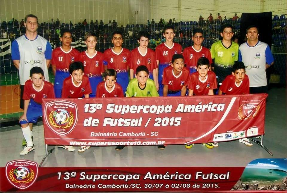 Ituporanga conquista o 3º lugar na Supercopa América de Futsal
