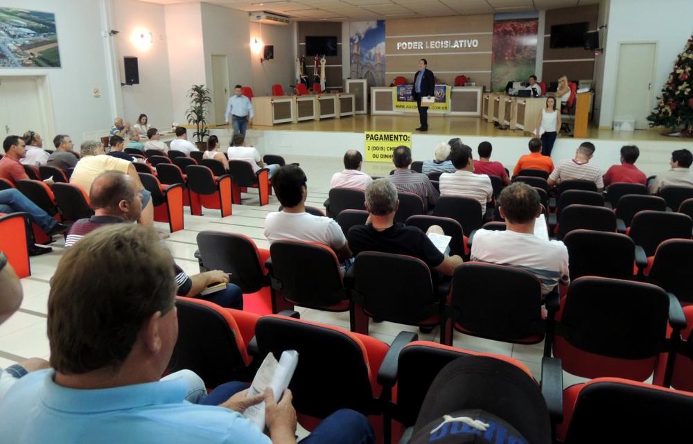 Prefeitura de Ituporanga arrecada mais de R$ 150 mil em leilão público