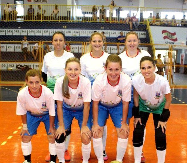 Ituporanga estreia na Liga Regional de Futsal