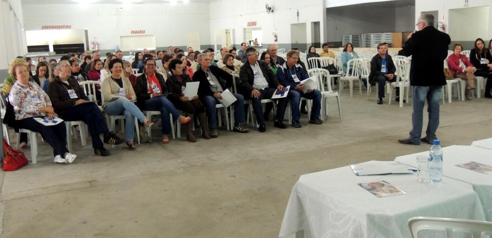 População é ouvida na Conferência Municipal de Saúde de Ituporanga