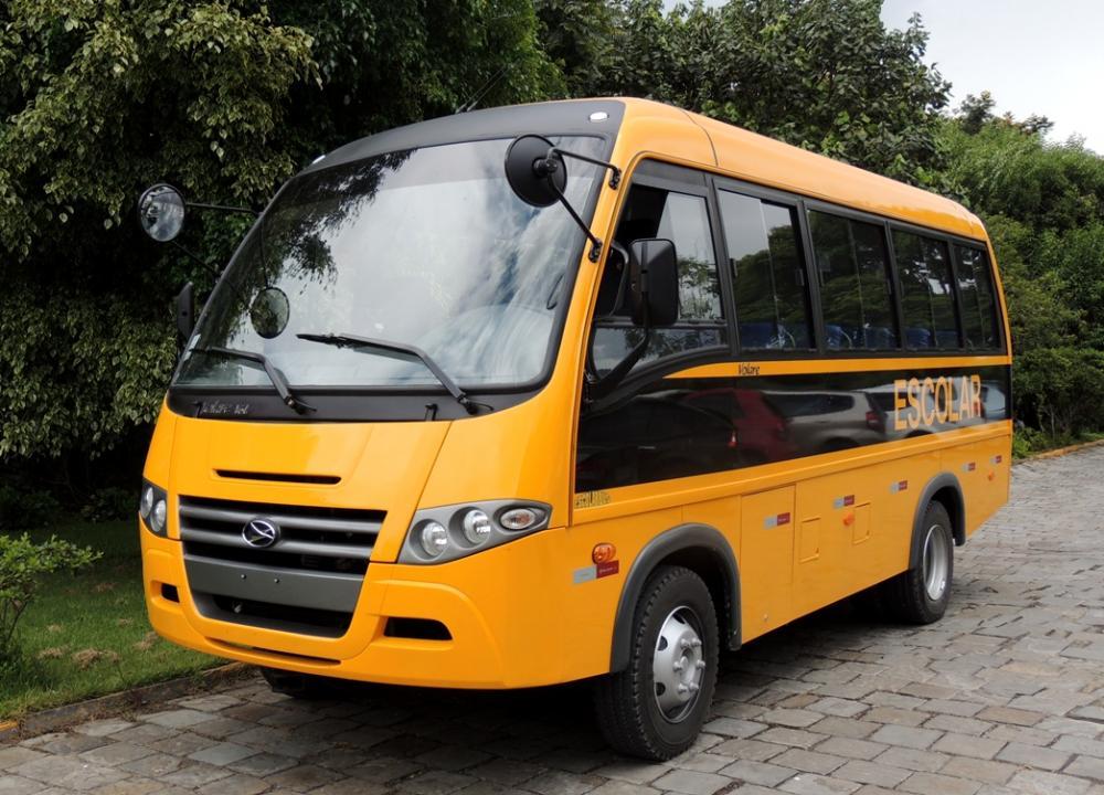 Prefeitura de Ituporanga adquire micro ônibus para o transporte escolar