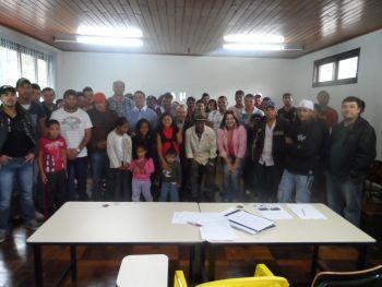 Criada Associação de Nordestinos Pé de Serra