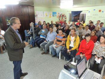 Comunidade ajudará a elaborar Plano de Saneamento em Ituporanga
