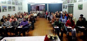 Vigilância Sanitária promove curso de manipulação de alimentos em Ituporanga