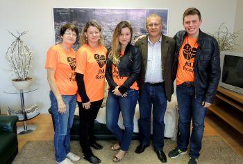Ituporanguenses viajam para a Jornada Mundial da Juventude no RJ