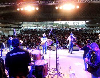 Festa do Agricultor e Motorista reúne mais de 15 mil pessoas em Ituporanga