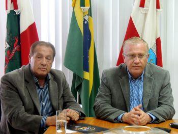 Prefeito confirma Festa Nacional da Cebola em 2014