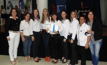 Secretaria de Educação de Ituporanga conquista o 1º lugar do Prêmio Amavi de Educação
