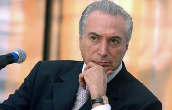 Vice-Presidente Michel Temer estará em Ituporanga