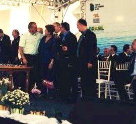 Prefeito Arno convida Dilma Rousseff para a Festa da Cebola 2014