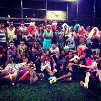 Carnaval em Ituporanga reúne grande público