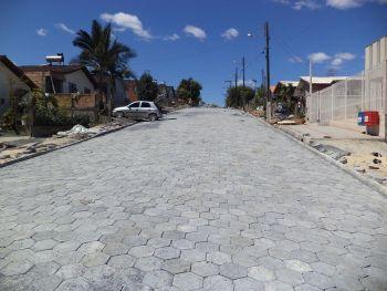 Prefeitura de Ituporanga inaugurou obra de pavimentação