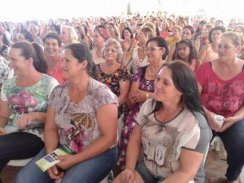 Palestra reúne aproximadamente 700 mulheres em Ituporanga