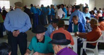 Ituporanga promove fase municipal dos Jogos Abertos da Terceira Idade