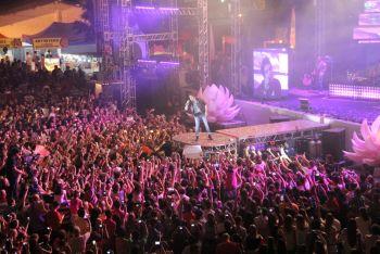 Festa Nacional da Cebola atraiu cerca de 100 mil visitantes