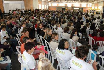 """Programa """"Mulher Viver sem Violência em Santa Catarina"""" é lançado em Ituporanga"""