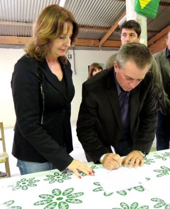 Centro Multiuso será construído na comunidade de Três Barras