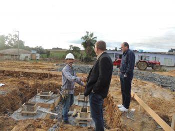 Comunidades de Bela Vista e Três Barras terão Centro Multiuso em Ituporanga