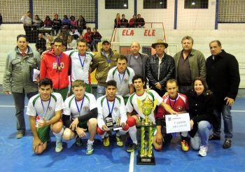 Sintraf conquista Campeonato Municipal de Futsal de Ituporanga