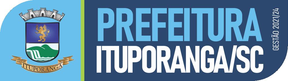 Logo Prefeitura de Ituporanga