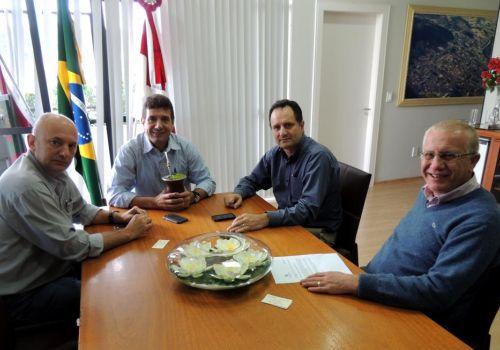 Empresa fumageira se instalará em Ituporanga
