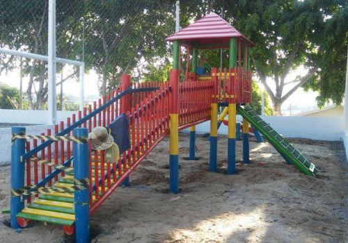 Inaugurada revitalização de praça e lançamento do projeto Bairro Feliz no Boa Vista em Ituporanga