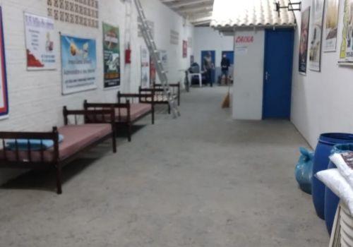 Administração de Ituporanga disponibiliza Abrigo Noturno para acolher pessoas em situação de rua