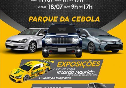 Administração de Ituporanga promove o 1º Feirão do Automóvel é realizado em Ituporanga