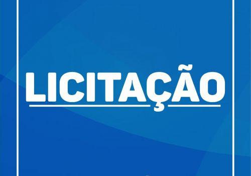 Administração Municipal anuncia licitações para executar serviços