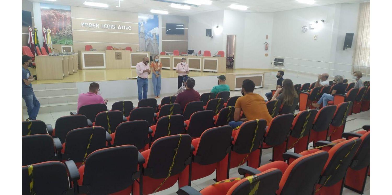 Artistas locais de Ituporanga ainda aguardam repasse dos recursos da lei Aldir Blanc
