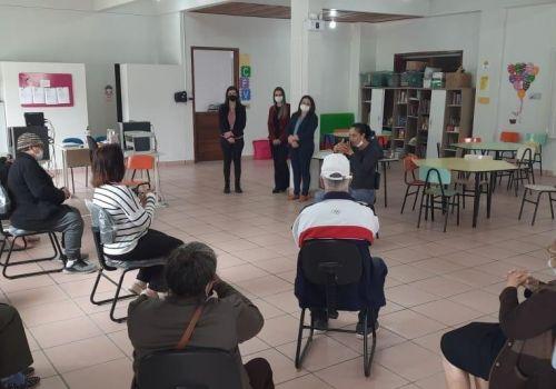 Assistência Social inicia atendimento coletivo de idosos no Serviço de Convivência e Fortalecimento